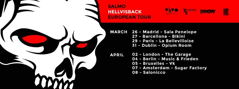 salmo european tour